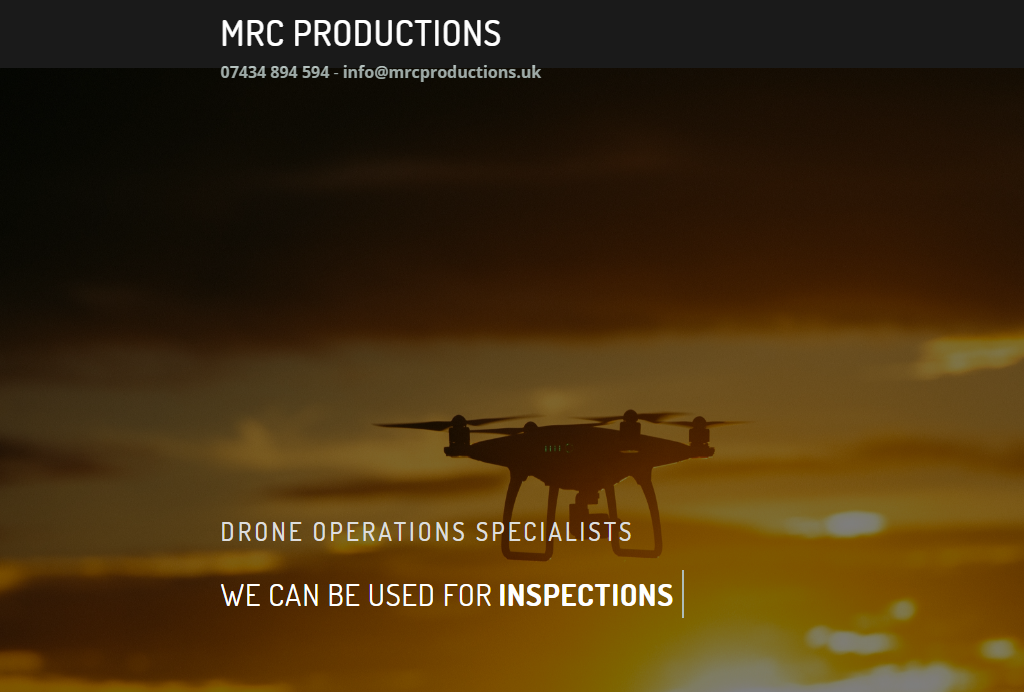 MRC Productions site